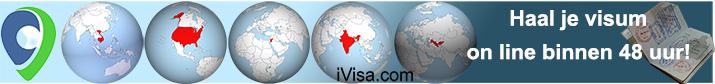 visa nodig?